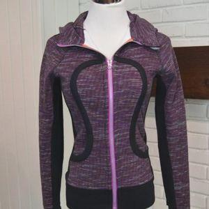 Lululemon athletica space dye scuba hoodie
